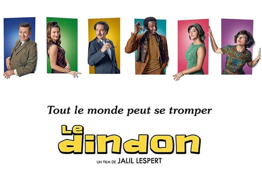 Πουλιά στον Αέρα (Le Dindon) Poster Πόστερ Wallpaper