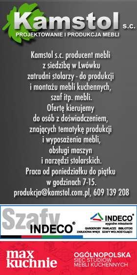 Praca wFirmie Kamstol