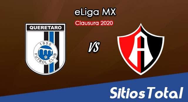 Querétaro vs Atlas en Vivo – eLiga MX – Domingo 31 de Mayo del 2020
