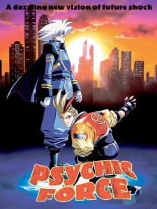 Psychic Force's Cover Image
