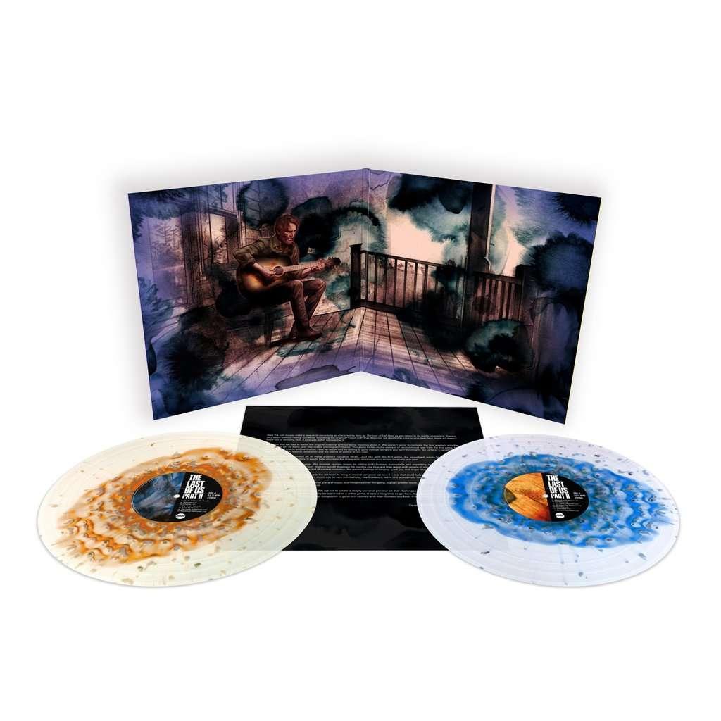 Imagem do vinil do The Last of Us Parte I