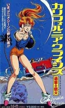 California Crisis: Tsuigeki no Juuka's Cover Image