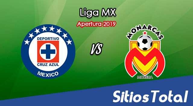 Ver Cruz Azul vs Monarcas Morelia en Vivo – Apertura 2019 de la Liga MX