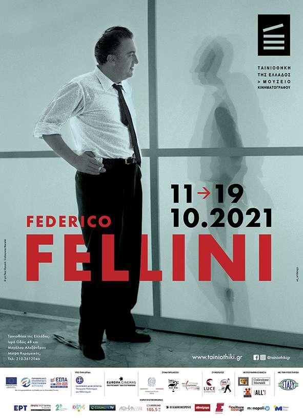 Federico Fellini 100 Χρόνια