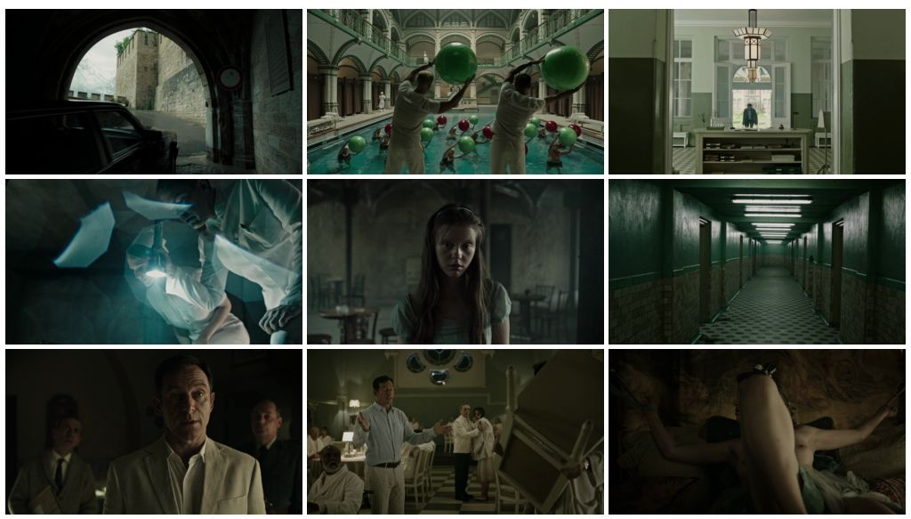 a cure for wellness 2016 Full Movie Download Free