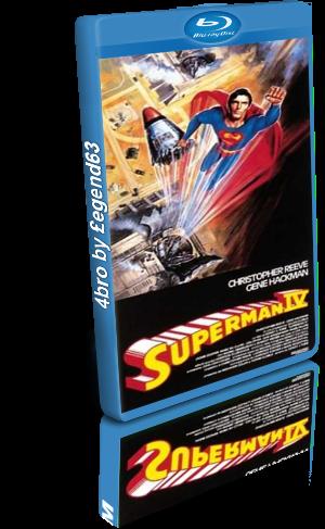 Superman IV (1987).mkv BDRip 1080p x264 AC3/DTS iTA-ENG
