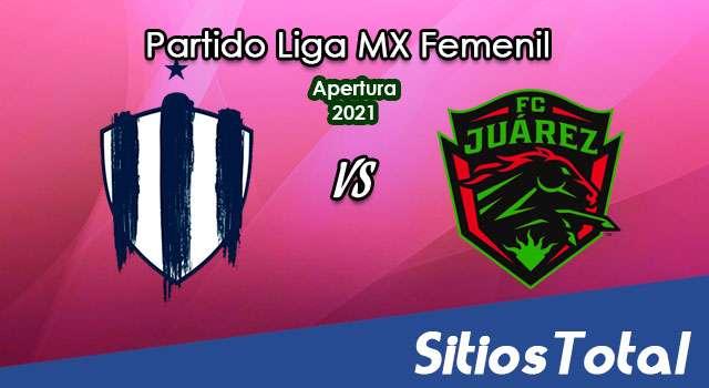 Monterrey vs FC Juarez en Vivo – Transmisión por TV, Fecha, Horario, MxM, Resultado – J2 de Apertura 2021 de la Liga MX Femenil