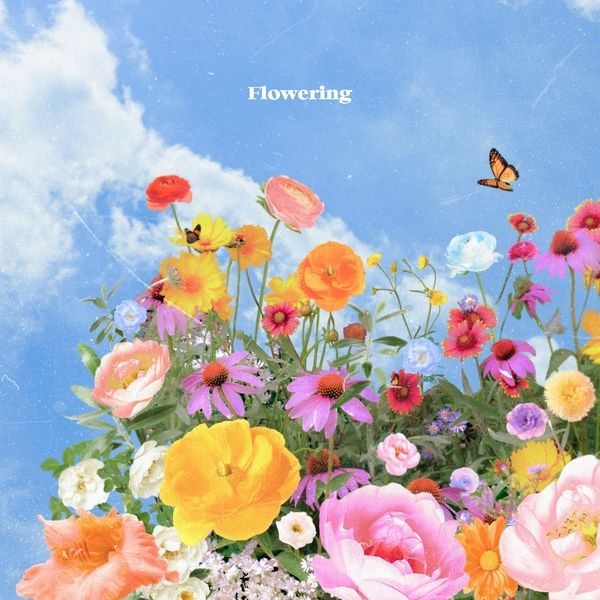 [Single] E The – Flowering / I Am Love (MP3)