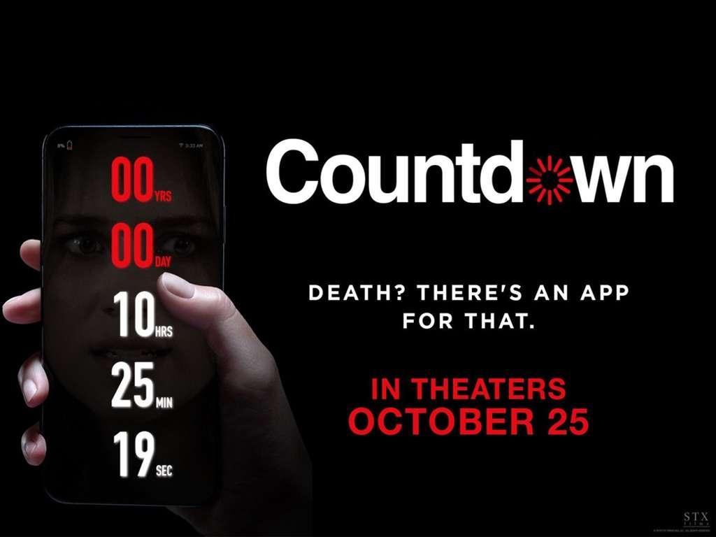 Αντίστροφη Μέτρηση (Countdown) - Trailer / Τρέιλερ Movie