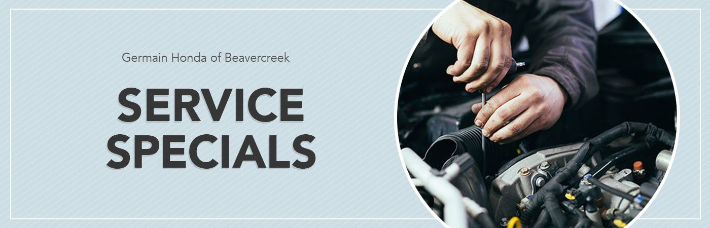 Germain Honda Service >> Auto Service Specials Germain Honda Of Beavercreek Near Dayton