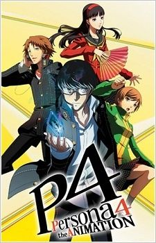 Persona 4 the Animation's Cover Image