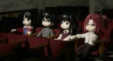 Kara no Kyoukai: Mirai Fukuin - Manner Movie's Cover Image