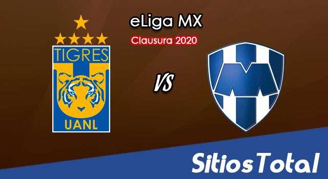 Tigres vs Monterrey en Vivo – eLiga MX – Sábado 23 de Mayo del 2020