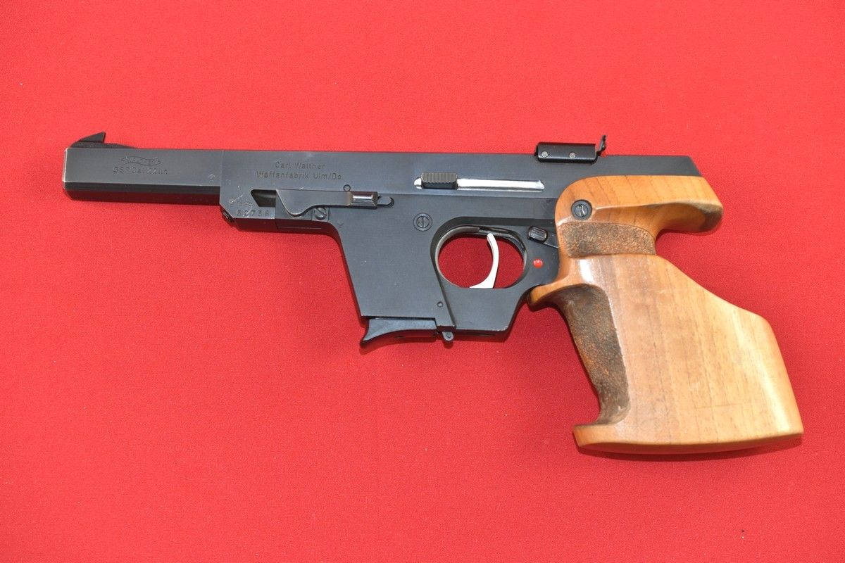 WALTHER GSP