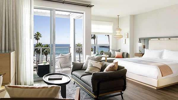 Mission Pacific Hotel y The Seabird Resort debutan en Oceanside Beach, California