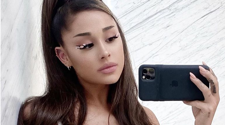 Ariana Grande's Birthday Outfit Is Summer Perfect