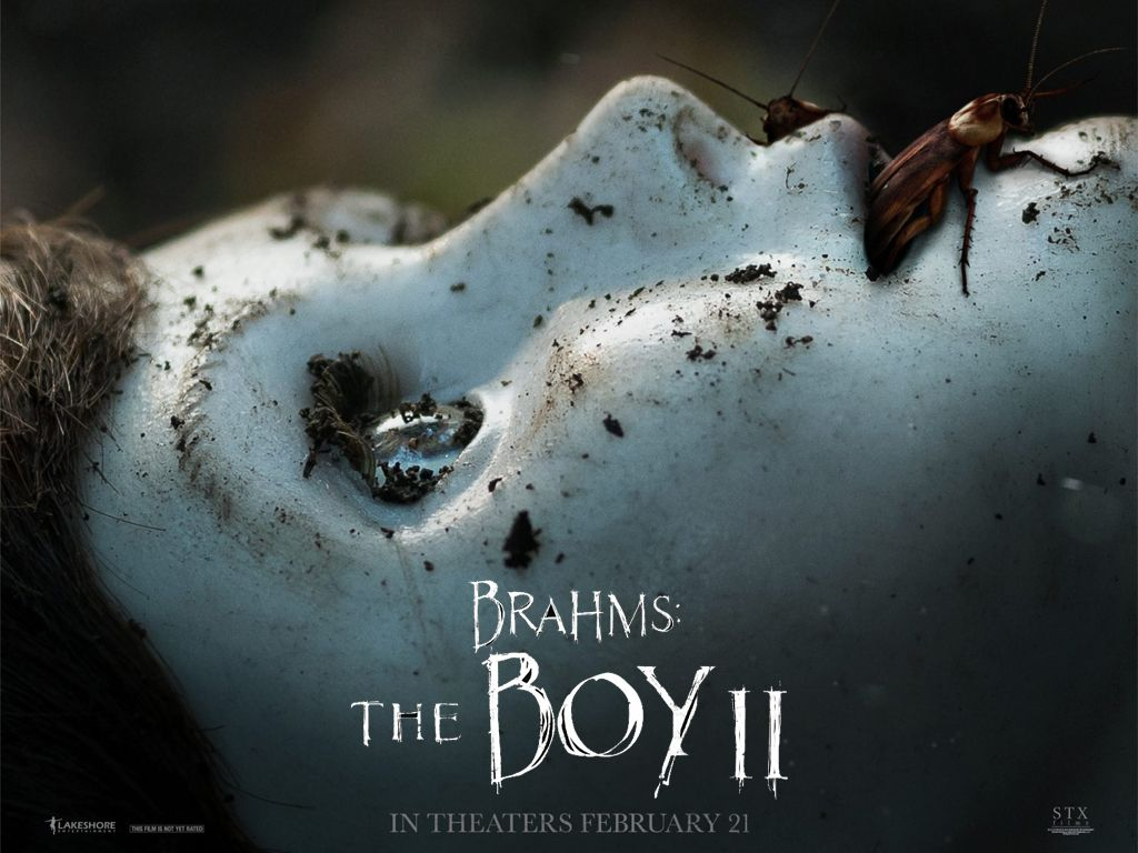 Brahms: The Boy II Quad Poster