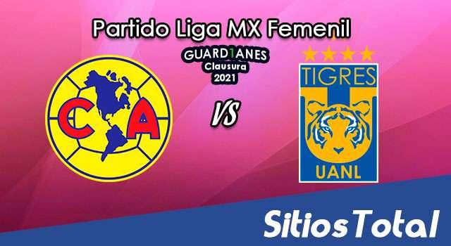 América vs Tigres en Vivo – Transmisión por TV, Fecha, Horario, MxM, Resultado – Cuartos de Final de Guardianes 2021 de la Liga MX Femenil