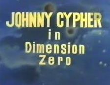 Johnny Cypher's Cover Image