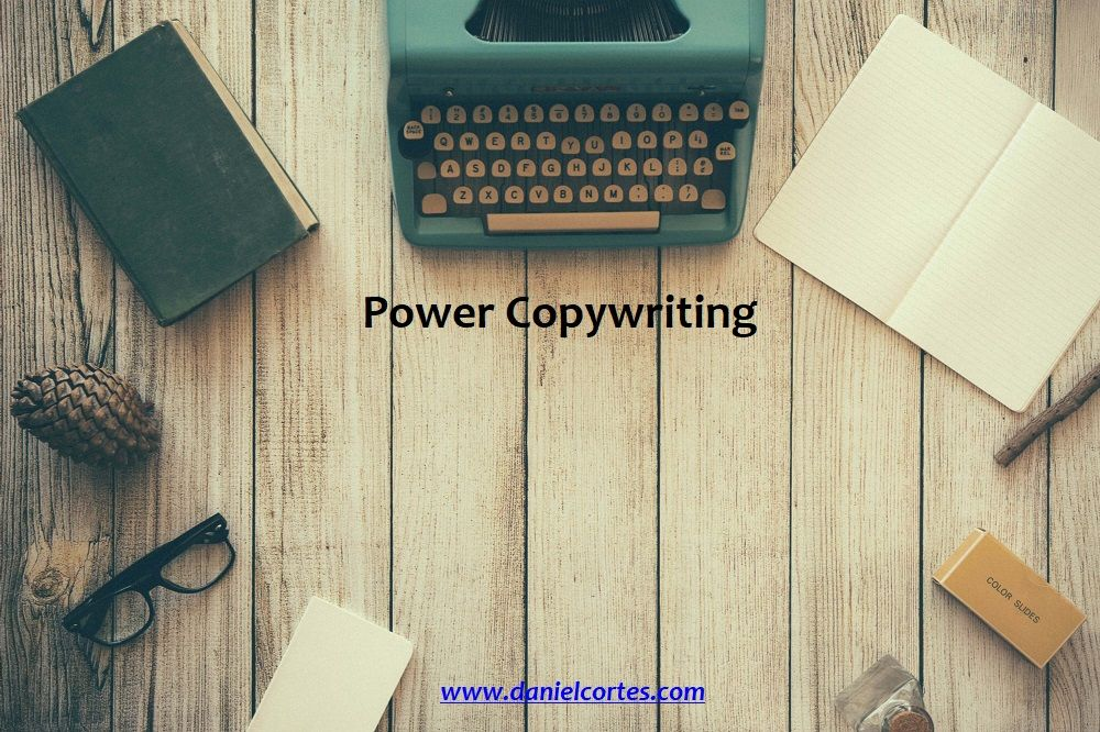 danielcortes.com - Power Copywriting