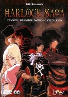 Herlock Saga: Nibelung no Yubiwa's Cover Image