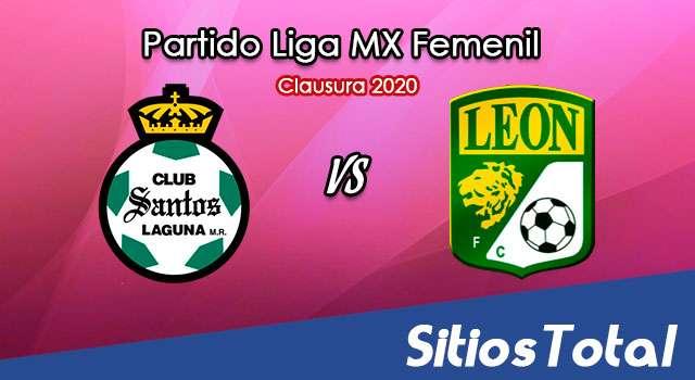 Ver Santos vs León en Vivo – Liga MX Femenil – Guardianes – Lunes 21 de Septiembre del 2020