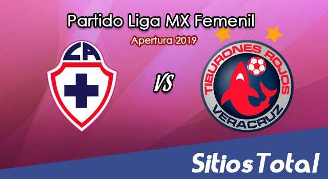 Ver Cruz Azul vs Veracruz en Vivo – Liga MX Femenil – Apertura 2019 – Viernes 11 de Octubre del 2019