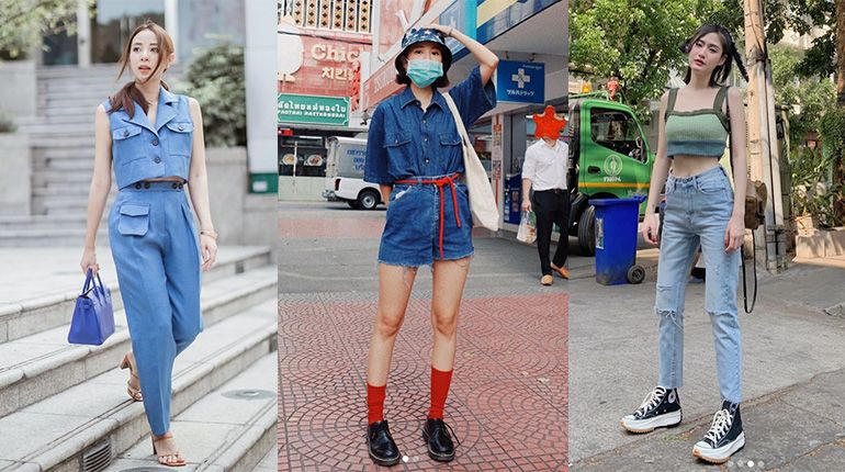 Fashion Spotting in Thailand