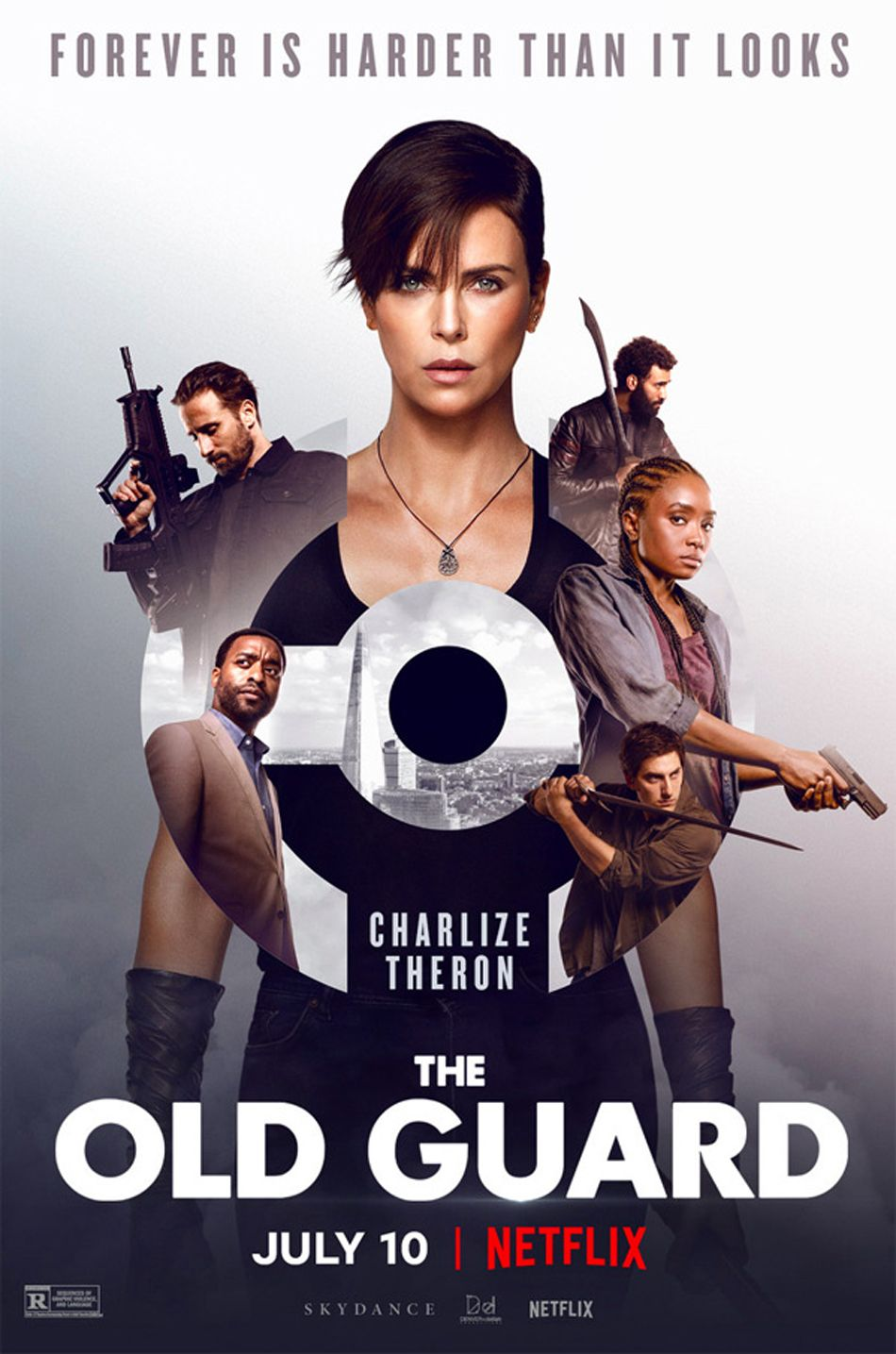 The Old Guard - Trailer / Τρέιλερ Poster