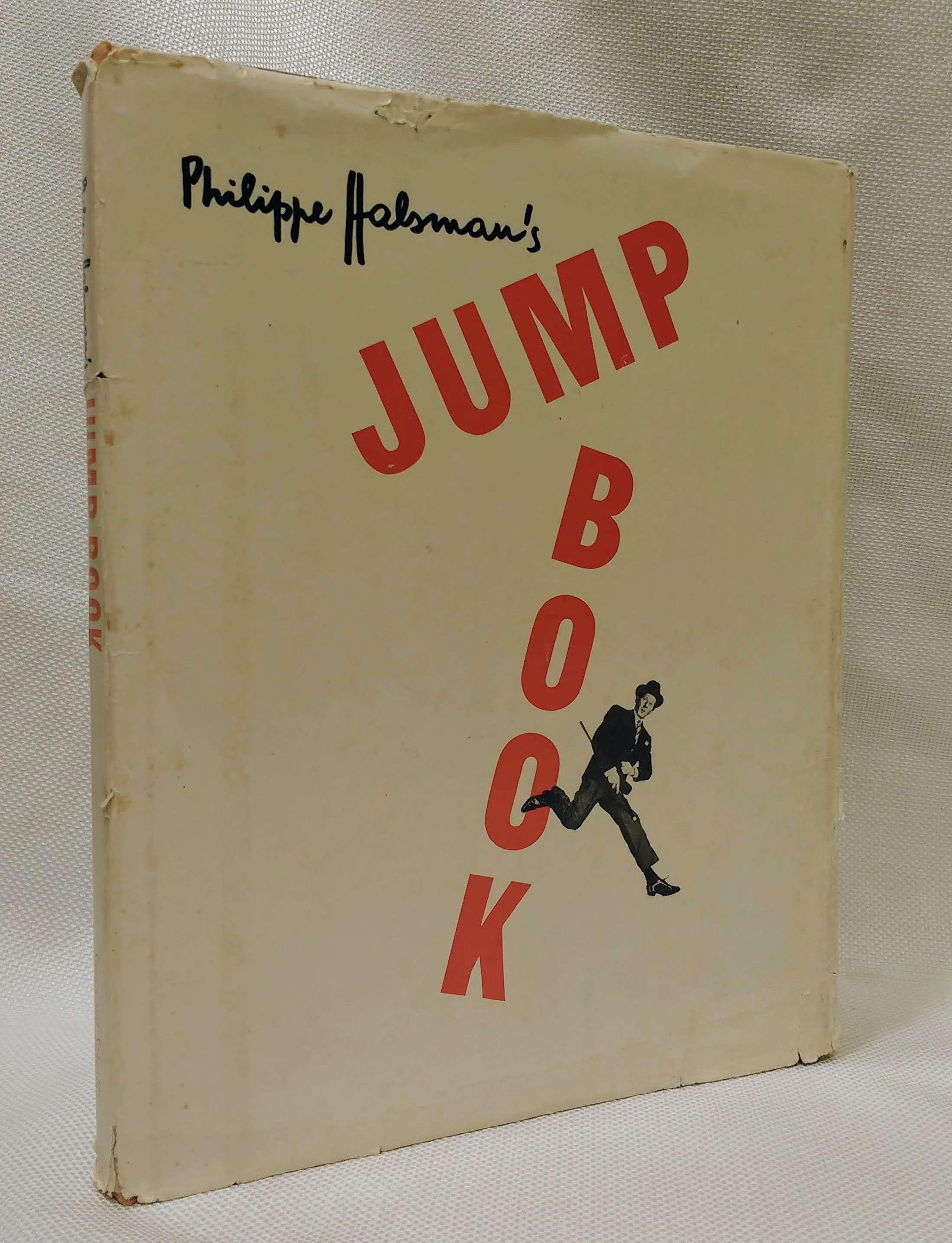 Phillippe Halsman's Jump Book, Phillipe Halsman [Photographer]
