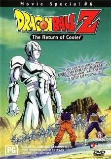 Dragon Ball Z Movie 06: Gekitotsu!! 100-oku Power no Senshi-tachi's Cover Image