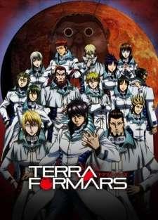 Terra Formars's Cover Image