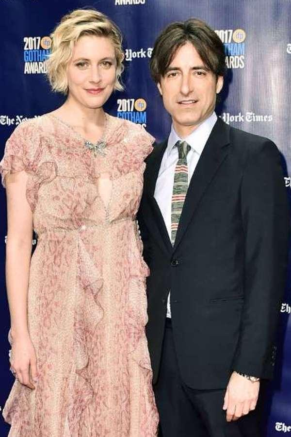 Noah Baumbach και Greta Gerwig Barbie