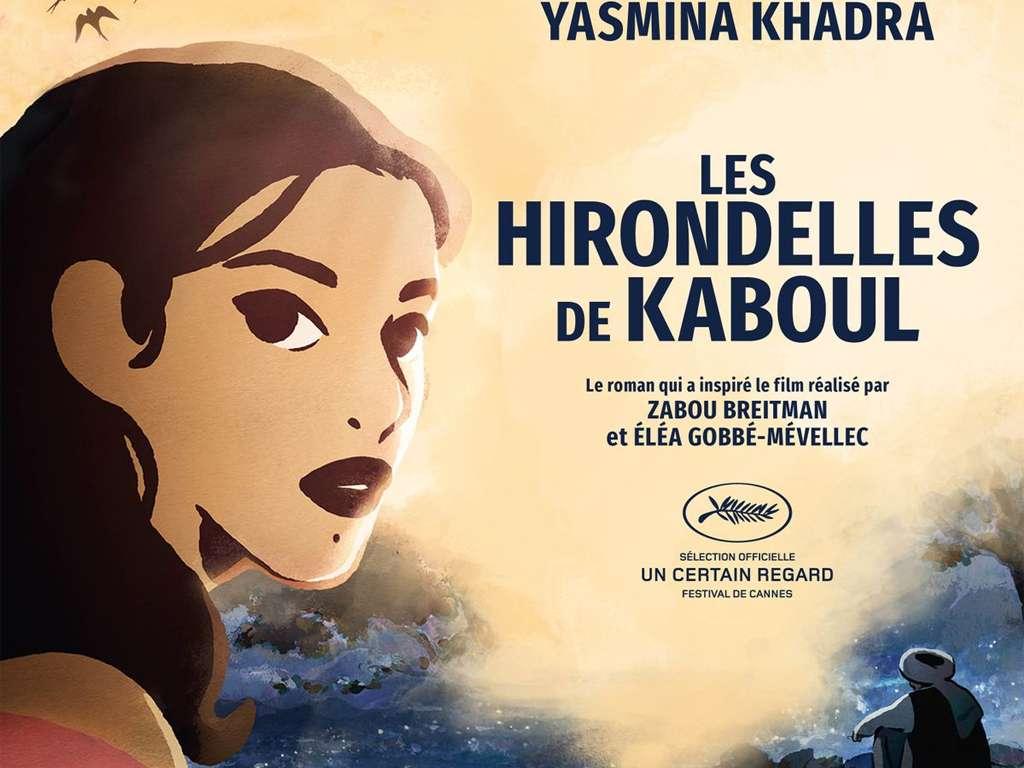 Τα χελιδόνια της Καμπούλ (Les hirondelles de Kaboul) Poster Πόστερ Wallpaper