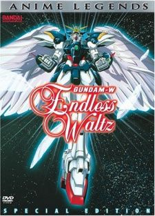 Mobile Suit Gundam Wing: Endless Waltz Cover Image