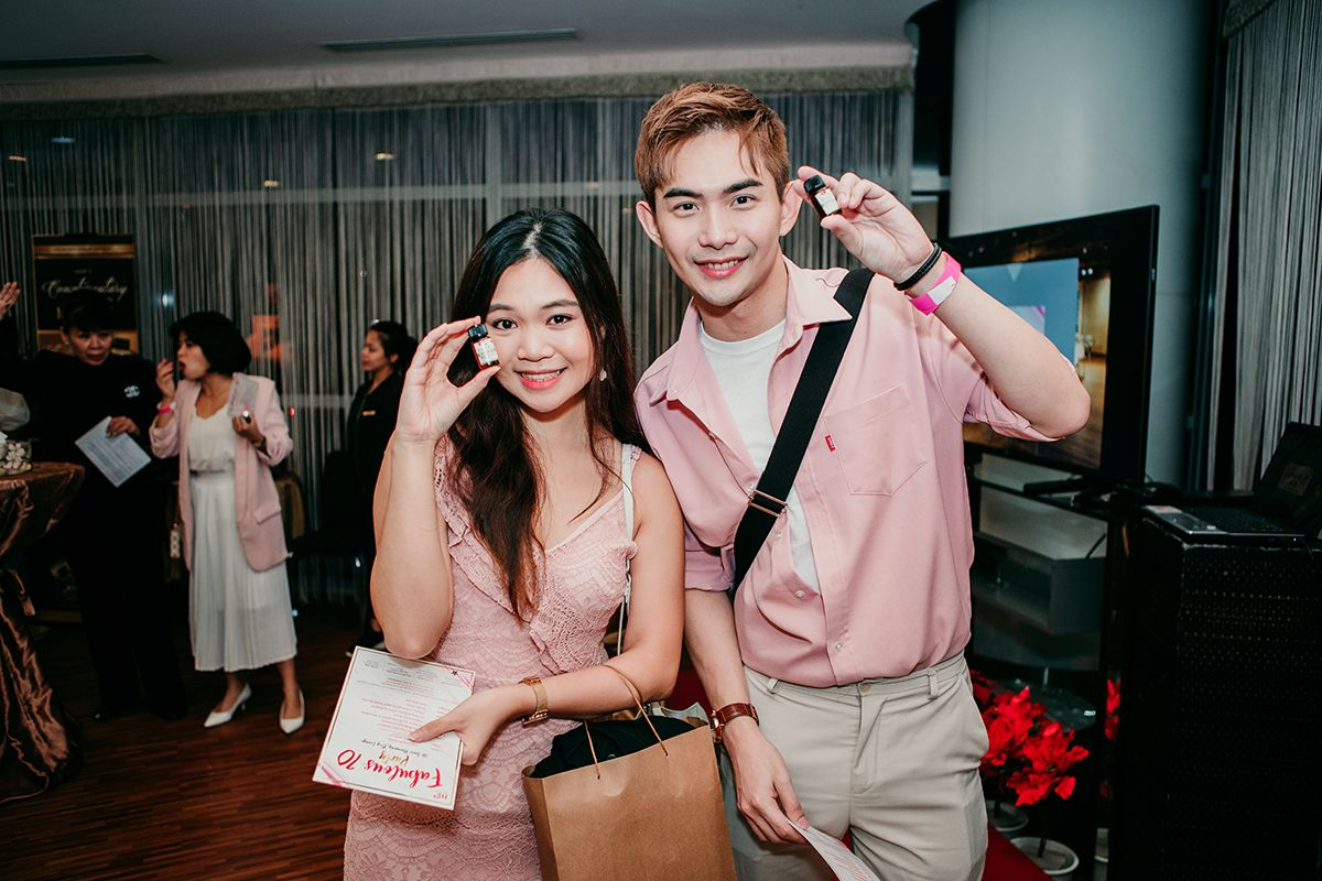 MyFatPocket 10th Anniversary Party Hellven Chua Loke Si Hui