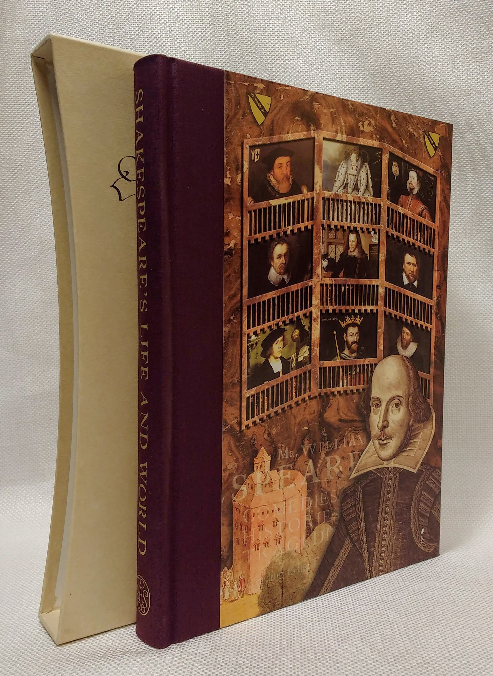 Shakespeare's Life and World, Katherine (compiled and introduced by) Duncan-Jones