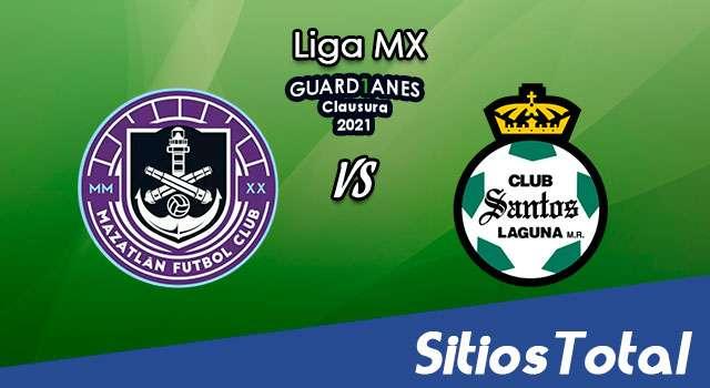 Mazatlán FC vs Santos en Vivo – Canal de TV, Fecha, Horario, MxM, Resultado – J3 de Guardianes 2021 de la Liga MX
