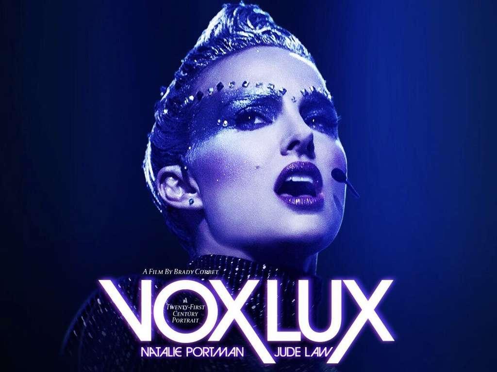 Vox Lux Quad Poster Πόστερ