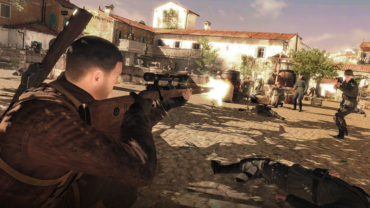 狙擊精英4 Sniper Elite4