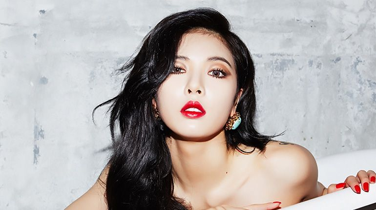 Hyuna Has Got New Piercings and They Are Certainly Not for Everyone