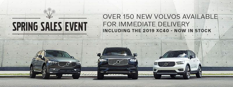 Presidents Day Sales Event at Volvo Cars Cincinnati North