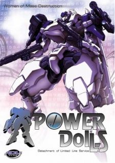 Power Dolls's Cover Image