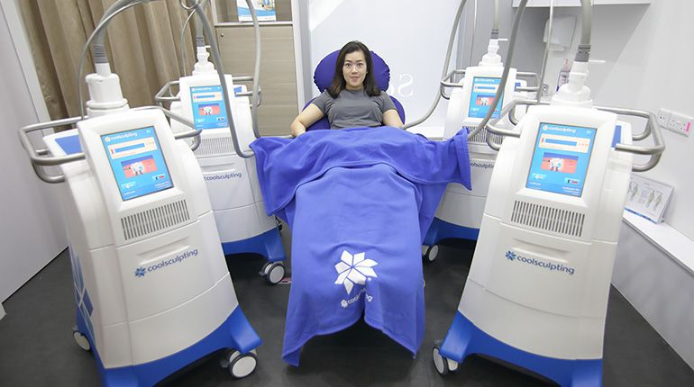 Eight Reasons Why You Should Choose Halley for CoolSculpting in Singapore