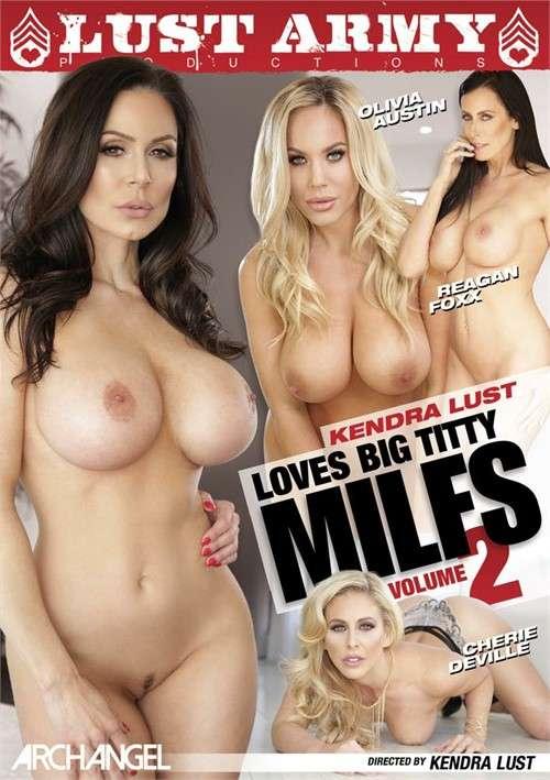 Kendra Lust Любит Большие Сиськи Мамочек 2 | Kendra Lust Loves Big Titty MILFs 2