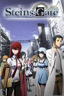 Steins;Gate's Cover Image