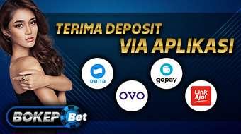Situs Judi Deposit Via Aplikasi OVO DANA GOPAY LINKAJA