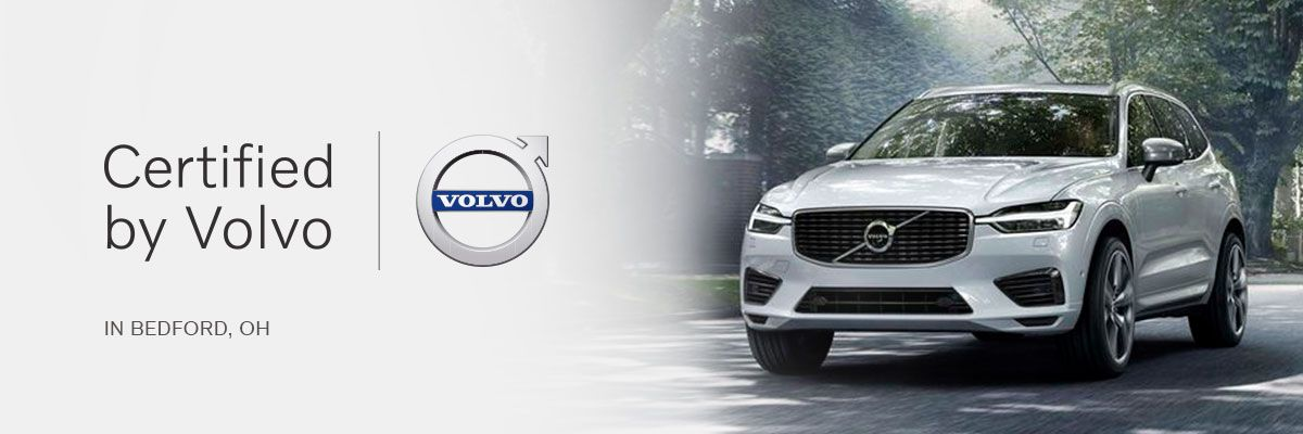 Volvo Certified Pre-Owned >> Volvo Certified Pre Owned Program Warranty Volvo In Bedford Ohio
