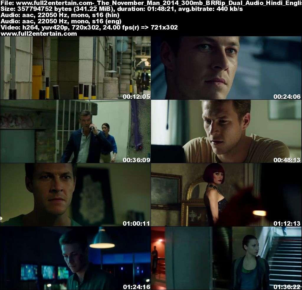 The November Man (2014) Full Movie Free Download HD 300mb