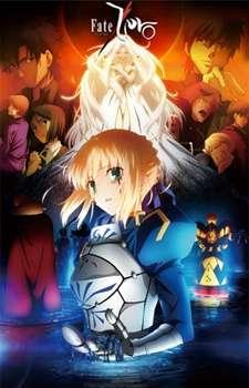 Fate/Zero 2nd Season's Cover Image